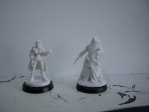 Reaper Bones minis