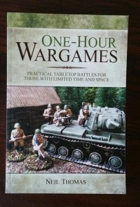 One Hour Wargames by Neil Thomas