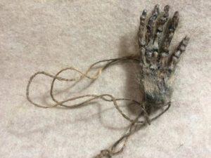 OSR Monkey's Paw Artifact