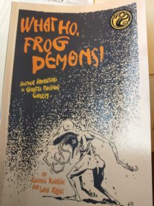 what ho frog demons book review