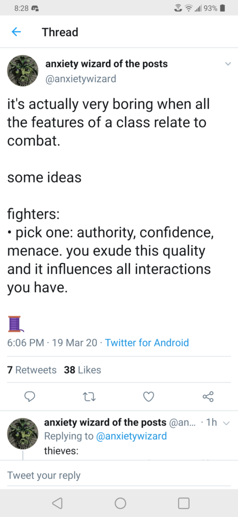 Anxiety Wizard on twitter