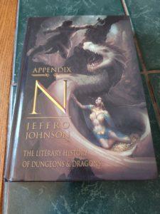 Appendix N by Jeffro Johnson