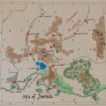 map of Jamul - World of Weirth
