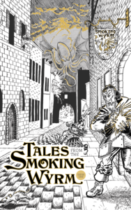 tales from the smoking wyrm dcc zine