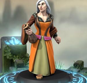 Herethrudr - Saringa NPC