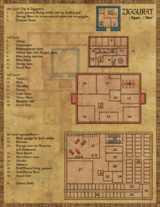 ziggurat map by sapiento