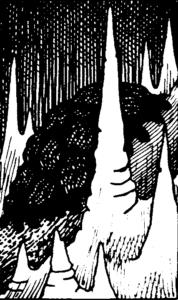 Black Pudding MegaDungeon Monster