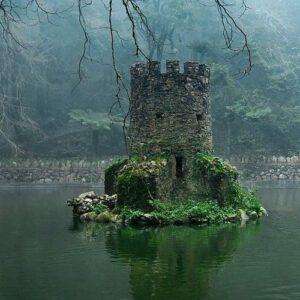 wizard tower lake
