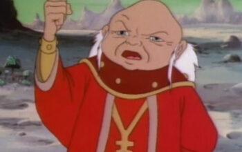 cartoon dungeon master