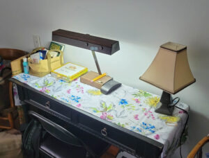 temp painting table
