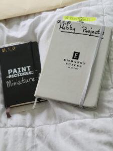 hobby notebooks