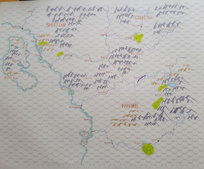 solo-wargaming-campaign-strategic-map