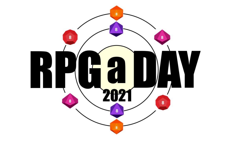 RPG-a-Day 2021