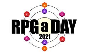RPG-a-Day 2021 Logo