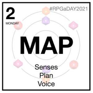 RPG-a-Day day 2 logo