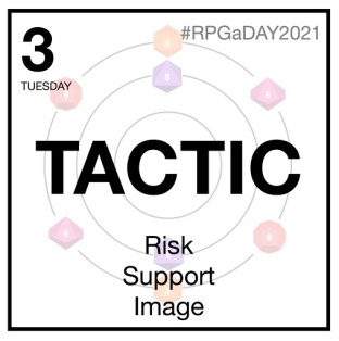 RPG a Day 2021