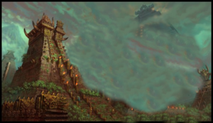 Isle of Dread Temple of the Dead