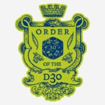 Order of the d30 badge